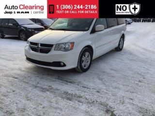Used 2013 Dodge Grand Caravan Crew for sale in Saskatoon, SK
