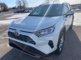 New 2021 Toyota RAV4 LIMITED AWD for sale in Portage la Prairie, MB