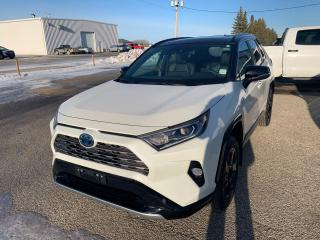 New 2021 Toyota RAV4 HYBRID XLE AWD for sale in Portage la Prairie, MB