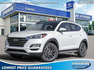 New 2021 Hyundai Tucson 2.4L AWD LUXURY for sale in Port Hope, ON