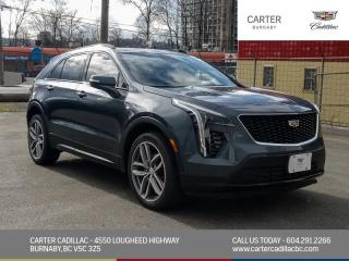 New 2021 Cadillac XT4 Sport for sale in Burnaby, BC