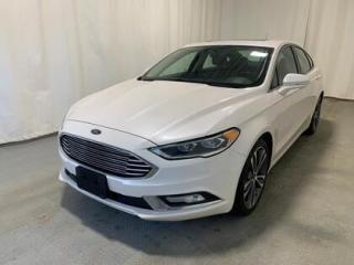 Used 2018 Ford Fusion Titanium for sale in Regina, SK