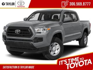 New 2021 Toyota Tacoma for sale in Regina, SK