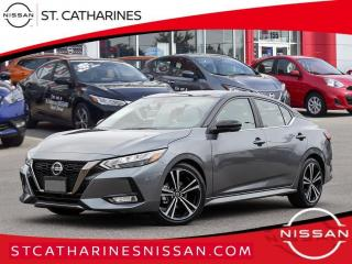 New 2021 Nissan Sentra SR for sale in St. Catharines, ON