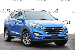 Used 2016 Hyundai Tucson Luxury LUXURY EDITION | AWD | LEATHER | PANO SUNROOF | for sale in Kitchener, ON