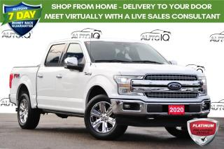 Used 2020 Ford F-150 Lariat LARIAT 502A | 3.5L V6 | FX4 | ONLY 17 KM! for sale in Kitchener, ON