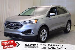 Used 2020 Ford Edge SEL AWD*LEATHER*NAV* for sale in Regina, SK