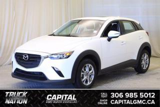 Used 2020 Mazda CX-3 GS AWD*SUNROOF* for sale in Regina, SK