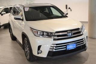 Used 2017 Toyota Highlander XLE AWD for sale in Richmond, BC