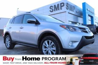 Used 2015 Toyota RAV4 Limited - Awd, Leather, Sunroof, Remote Start, New Tires for sale in Saskatoon, SK