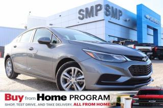 Used 2018 Chevrolet Cruze LT - Heated Seats, Remote Start, Back Up Camera for sale in Saskatoon, SK