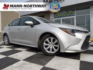 Used 2020 Toyota Corolla LE | Rear View Camera, No Accidents. for sale in Prince Albert, SK