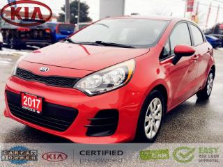 Used 2017 Kia Rio5 5dr HB Auto LX+|One Owner|Heated Seats|Keyless|A/C for sale in North York, ON