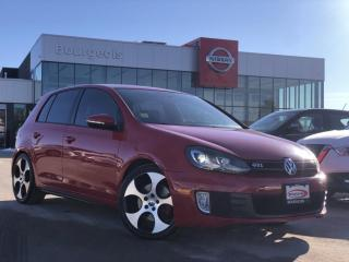 Used 2010 Volkswagen Golf GTI 5-Door LEATHER, NAVIGATION, SUNROOF for sale in Midland, ON