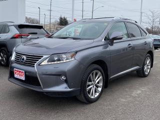 Used 2015 Lexus RX 350 Sportdesign TOURING-NAV+HTD STEERING+MORE! for sale in Cobourg, ON
