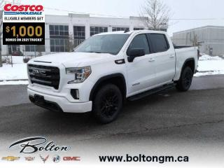 New 2021 GMC Sierra 1500 ELEVATION for sale in Bolton, ON