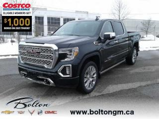 New 2021 GMC Sierra 1500 Denali for sale in Bolton, ON