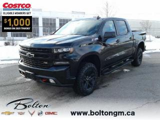 New 2021 Chevrolet Silverado 1500 LT Trail Boss for sale in Bolton, ON