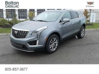 New 2021 Cadillac XT5 Premium Luxury - Navigation - $389 B/W for sale in Bolton, ON