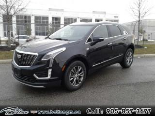 New 2021 Cadillac XT5 Premium Luxury - Navigation - $393 B/W for sale in Bolton, ON