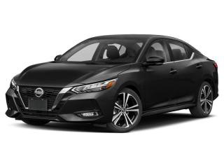New 2021 Nissan Sentra SR for sale in Peterborough, ON