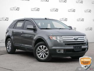 Used 2010 Ford Edge SEL Awd|Leather|Vista Sunroof!! for sale in Oakville, ON