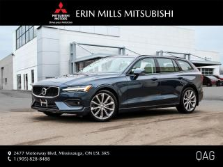 Used 2019 Volvo V60 T6 Momentum T5 FWD Momentum|NO ACCIDENTS|NAV|ROOF|CAM|BLIND SPOT for sale in Mississauga, ON