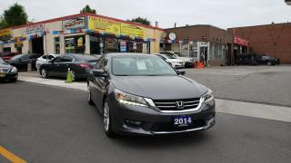 Used 2014 Honda Accord Sedan 4dr I4 CVT Touring for sale in Scarborough, ON