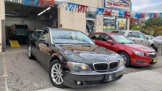 Used 2006 BMW 7 Series 4dr Sdn 750Li for sale in Scarborough, ON