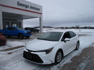 Used 2021 Toyota Corolla LE for sale in Renfrew, ON
