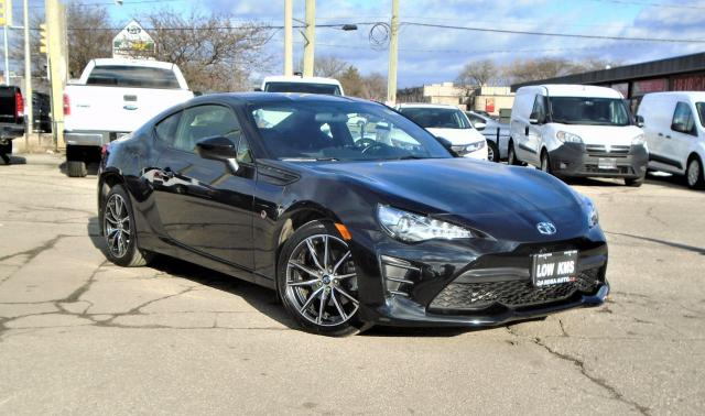 2017 Toyota 86 2dr Cpe Auto low km no accident factory warranty 2