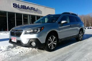 Used 2018 Subaru Outback Limited w Eyesight for sale in Minden, ON