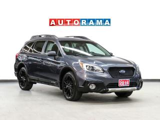 Used 2016 Subaru Outback 3.6R w/Limited Pkg Nav Leather Sroof Backup Cam for sale in Toronto, ON