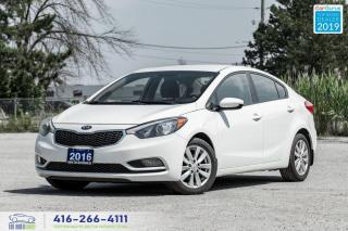 Used 2016 Kia Forte LX|One owner|Winter tires|Clean Carfax| for sale in Bolton, ON