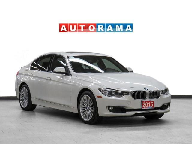 2015 BMW 328xi XDRIVE NAVIGATION LEATHER SUNROOF