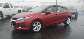 Used 2019 Chevrolet Cruze Premier for sale in Mount Pearl, NL