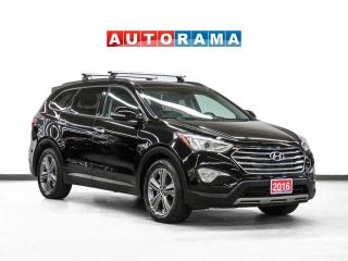 Used 2016 Hyundai Santa Fe XL Limited Nav Leather PanoRoof Backup Cam for sale in Toronto, ON