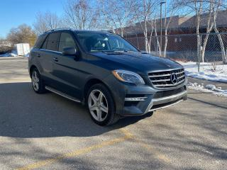 Used 2013 Mercedes-Benz M-Class ML 350 BlueTEC for sale in North York, ON