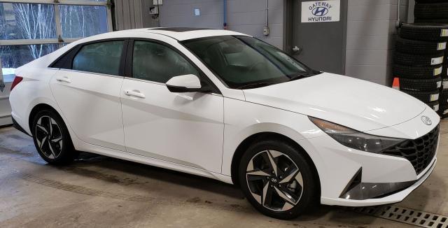 2021 Hyundai Elantra Ultimate