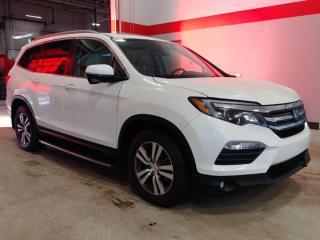 Used 2016 Honda Pilot EX-L for sale in Red Deer, AB