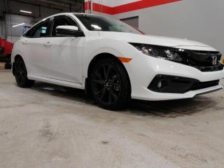 New 2021 Honda Civic Sedan Sport for sale in Red Deer, AB