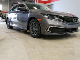New 2021 Honda Civic Sedan EX for sale in Red Deer, AB