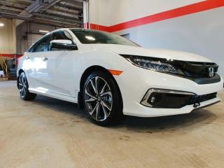 New 2021 Honda Civic Sedan Touring for sale in Red Deer, AB