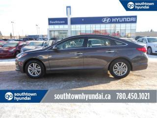 Used 2017 Hyundai Sonata 2.4L GLS/SUNROOF/BACKUP CAM/HEATED SEATS for sale in Edmonton, AB