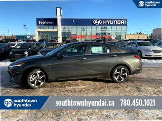 New 2021 Hyundai Elantra Ultimate - 2.0L Nav, Adaptive Cruise, Heated Rear Seats for sale in Edmonton, AB