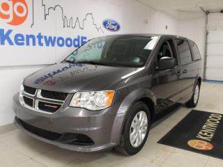 Used 2017 Dodge Grand Caravan Canadian value Pkg | for sale in Edmonton, AB