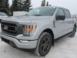 New 2021 Ford F-150 XLT 302A | 4x4 Supercrew | 2.7L Ecoboost | Rear View Camera | Power Tail Gate | Remote Start | Pre-collision Assist | Trailer Tow PKG | Moon Roof for sale in Edmonton, AB