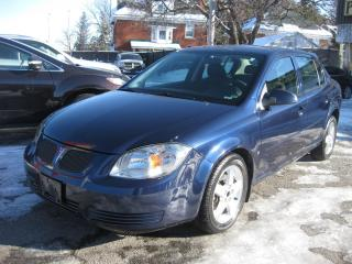 Used 2009 Pontiac G5 Sedan AC Alloy PL PM PW Cruise for sale in Ottawa, ON