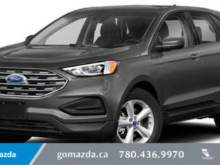Used 2020 Ford Edge SEL - LEATHER, BACK UP, STARTER, SMOKING VALUE for sale in Edmonton, AB