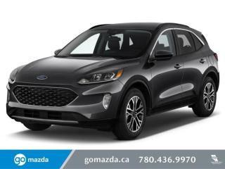 Used 2020 Ford Escape SE - CLOTH, BACK UP, POWER OPTIONS, BLUETOOTH! GREAT EYEBALL for sale in Edmonton, AB